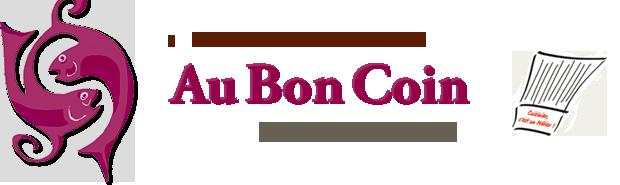 Carte Des Mets Restaurant Au Bon Coin Spécialités De
